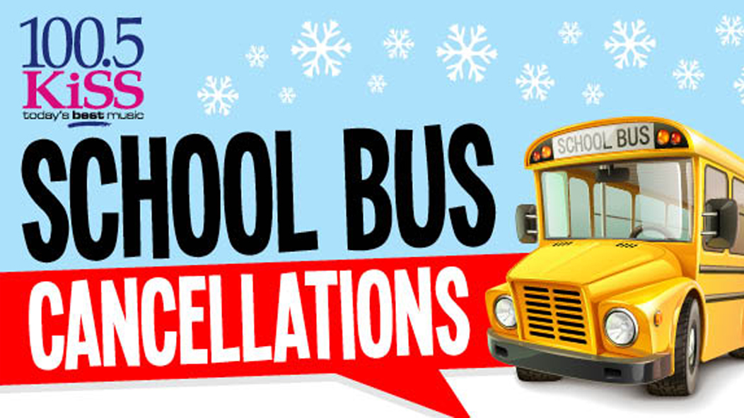 KISS School Bus Cancelations 1052