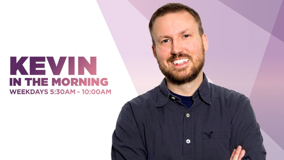 Kevin in the Morning