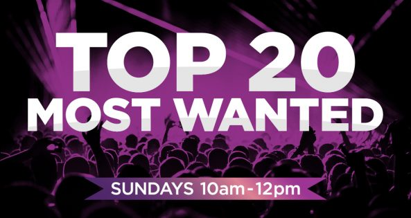 KiSS Top 20 Most Wanted Countdown
